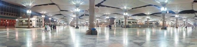 Mesquita de Nabawi foto de stock