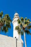 Mesquita de Omar Fotografia de Stock