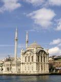 Mesquita de Ortakoy Fotografia de Stock