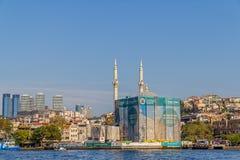 Mesquita de Ortakoy Imagem de Stock