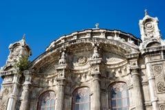 Mesquita de Ortakoy, Istambul, Turquia Foto de Stock