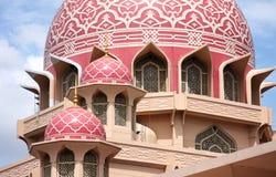 A mesquita de Putra Imagem de Stock Royalty Free