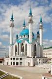 Mesquita de Qolsharif em Kazan Kremlin Foto de Stock Royalty Free