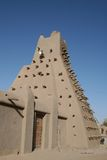 Mesquita de Sankoré fotografia de stock