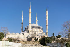 Mesquita de Selimiye Imagem de Stock