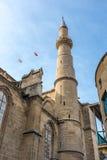 Mesquita de Selimiye, Nicosia, Chipre Imagem de Stock Royalty Free
