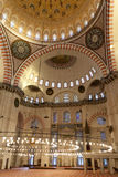 Mesquita de Süleymaniye Foto de Stock Royalty Free