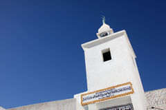 Mesquita de Sousse, Tunísia fotografia de stock