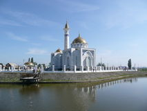 Mesquita de Sufi na vila Kantyukovka Imagens de Stock Royalty Free