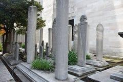 A mesquita de Suleymaniye fotos de stock