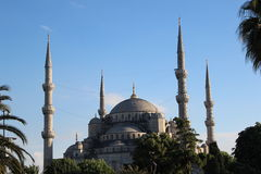 Mesquita de Suleymaniye Fotos de Stock