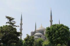 Mesquita de Sultan Ahmed, Istambul Fotografia de Stock