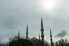 Mesquita de Sultanahmed Imagens de Stock