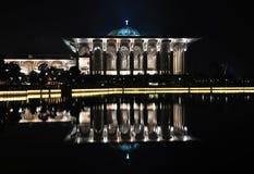 Mesquita de Tuanku Mizan Zainal Abidin Foto de Stock