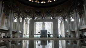 Mesquita de Tuanku Mizan Zainal Abidin imagens de stock
