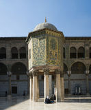 Mesquita de Umayyad em Damasco Fotos de Stock Royalty Free