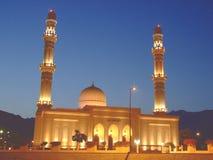 Mesquita Dibba de Sulthan Qaboos Imagem de Stock Royalty Free