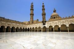 Mesquita do al-Azhar Imagem de Stock Royalty Free