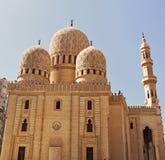Mesquita do EL Abasery Imagens de Stock Royalty Free