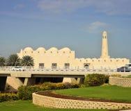 Mesquita do estado, Doha, Qatar imagem de stock