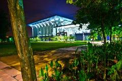Mesquita do ferro de Putrajaya Fotos de Stock Royalty Free