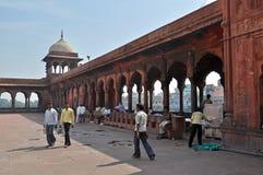 Mesquita do Jama Masjid Foto de Stock Royalty Free
