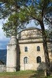 Mesquita do otomano da mesquita de Fethiye em Ioannina, Grécia fotografia de stock royalty free