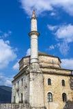 Mesquita do otomano da mesquita de Fethiye em Ioannina, Grécia imagem de stock