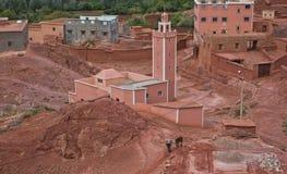 Mesquita do vale de Dades Fotografia de Stock