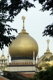 Mesquita dourada Imagem de Stock