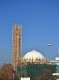 Mesquita em Bitola, Macedônia foto de stock royalty free