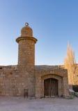 Mesquita em Dana Jordan Imagem de Stock Royalty Free