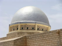 Mesquita em Mahdia fotografia de stock royalty free