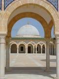 Mesquita em Monastir imagem de stock royalty free