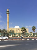 Mesquita em Tel Aviv, Israel Foto de Stock