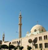 Mesquita em uma cidade síria Fotos de Stock