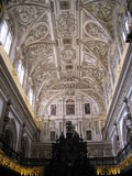 Mesquita en Córdoba imagenes de archivo