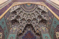 Mesquita grande do Muscat, Oman imagens de stock royalty free