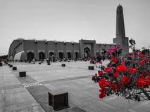 Mesquita grande, Doha, State of Qatar imagem de stock