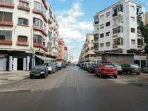 Mesquita hassan 2 de Marrocos imagens de stock