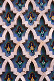 Mesquita Hassan II em Casablanca Fotografia de Stock