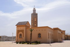 Mesquita islâmica imagem de stock