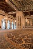 A mesquita a maior em Omã imagem de stock royalty free