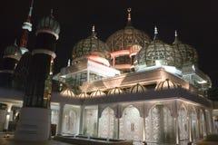 Mesquita na noite Imagem de Stock