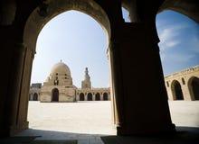 Mesquita no Cairo Foto de Stock