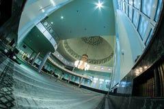 Mesquita no interior de Sarajevo Imagens de Stock Royalty Free