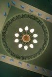 Mesquita no interior de Sarajevo Fotografia de Stock