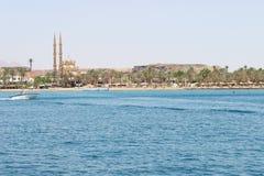 Mesquita no Sharm el Sheikh Fotografia de Stock