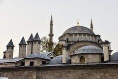 A mesquita nova é Istambul fotos de stock