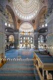 Mesquita nova em Fatih, Istambul Foto de Stock